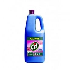 Cif Cream with bleach...